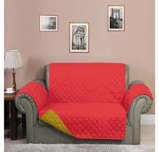 3 Seater Sofa Covers by Buy 3 Seater Reversible Sofa Cover 179 Cm X 279 Cm Home By