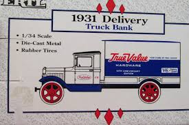 Ertl Die Cast 1931 Delivery Truck Bank True Value Hardware 10th ... Nada Blue Book Value For Trucks Best Truck Resource Mitsubishi Fuso Fighter A Solid Investment With Long Term Value Allnew 2015 Gmc Canyon Elevates Midsize Segment Tech Blog Quality Products For Money Infographic On Pickup Resale Visually 2018 Kbb Awards Hlight Chevy Hh Mack Information Kelley Heres What No One Tells You About Bluebook 1970 Ford F250 Crew Cab Lowbudget Highvalue Photo Image Gallery Fuso Southern Africa Offers Money Vehicles And