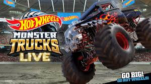 Hot Wheels Monster Trucks Live! | Bert Ogden Arena