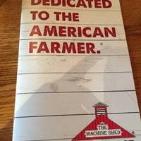 Iowa Machine Shed Catering Menu by Machine Shed Restaurant American Restaurant In Appleton