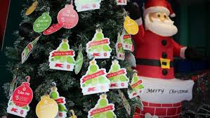 Christmas Tree Kmart Perth by Abundance Of Gift Choices For Kmart Wishing Tree Appeal Stuff Co Nz