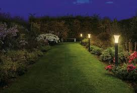Outdoor Lighting Fixtures For A Path