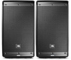 JBL EON610 Powered Speaker (1000 Watts, 1x10