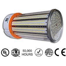dephen 150 watt led corn bulb 20250 lumens 1000w equivalent large