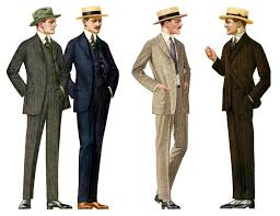 Vintage Pants Are Not Baggy Fashion MenMens
