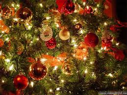 Christmas Tree Disposal Nyc by Images Of Red And Gold Christmas Trees Christmas Lights Decoration