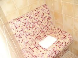 beheizte sitzbank in der dusche eurothermenresort bad