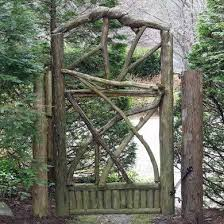 DIY Garden Gate Ideas
