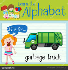 Flashcard Letter G Is For Garbage Truck — Stock Vector ... Dump Truck Alphabet Abc Kids With Trucks Youtube Letters Titu Preschool Learning Alphabet Abcs For Kids With Truck Jj Richards Garbage Passes Song Fire Songs For Nursery Rhymes Garbage Trash Truck Hard At Work For Kids Mrbigtrucks101 Video Vz4kids First Words And Things That Go Learn The Print Transportation Poster Fun Friends At Storytime Dont Throw Your Trash In My Backyard Shapes Super Teaching Colors Basic