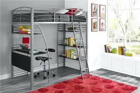 twin loft beds with desk canwood skyway twin loft bed with desk