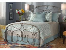 Wesley Allen King Size Headboards by Wesley Allen Iron Beds Queen Lafayette Metal Bed Olinde U0027s