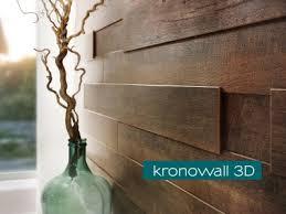 3d wandpaneele laminat mit 3d effekt kronowall 3d