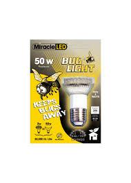 led bug light bulb 200 lumens for outdoor fixtures gardeners