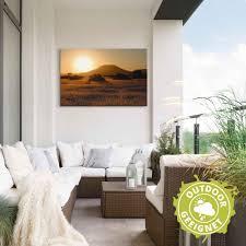 artland wandbild sonnenuntergang iv afrika 1 st in vielen größen produktarten alubild outdoorbild für den außenbereich leinwandbild