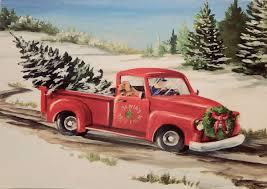 100 East Coast Truck Amazoncom Red Scenic Boxed Christmas Cards By