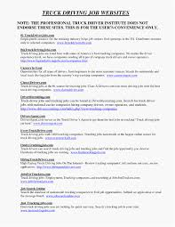 100 Indeed Truck Driver Resume Excelent Sample Resume For All Types Of Jobs Owner