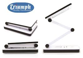Triumph Desktop Magnifying Lamp by Led Rechargeable Folding Desk Lamp 240 X 74 X 128mm By Triumph