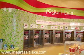 I Heart Salt Lake: Menchie's Frozen Yogurt Frozen Yogurt Toppings Bar Seminole Tx Yo Choice Raing From Fresh Menchies In Mumbai Food Bloggers Association India Sweet Rexies Is Full Of Fun 200 Types Candy Award Wning Dessert Darling Finds Smooy Authentic The Cheap In Madrid Blog Bar Hearthavenhome