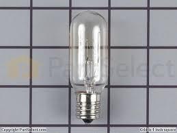 light bulb ge profile microwave light bulb 40 watt 130 volt clear