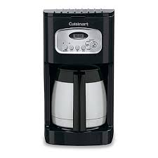 cuisinart 10 cup programmable thermal coffee maker bed bath
