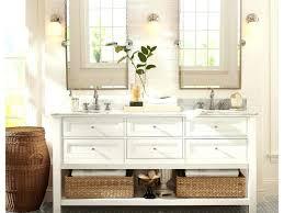Restoration Hardware Bathroom Vanity Mirrors by Bathroom Cabinets Restoration Hardware Vanities Pottery Barn