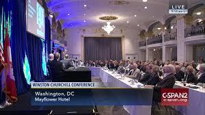Churchill Iron Curtain Speech Video by Winston Churchill Washington Dc Oct 29 2016 Video C Span Org