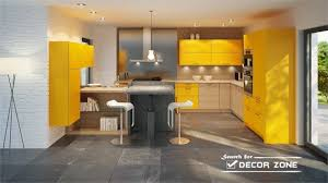 Kitchen White Yellow Designs Color Combinations Of In The Jars