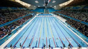 Swimmers Compete In The 100 Meter Mens Breastroke At 2012 London Olympics So Imagine This But With Dollar BillsTim Wimborne Reuters