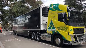 100 Truck Association Volvo ATA Safety Australian Ing