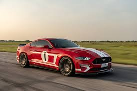 100 High Performance Trucks 808 HP Hennessey Heritage Edition Mustang Hennessey