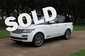 2017 Land Rover Range Rover Autobiography Price - Used Cars Memphis ...
