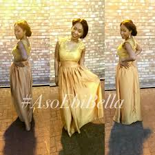 scoop yellow lace top asoebibella evening dresses long ruched