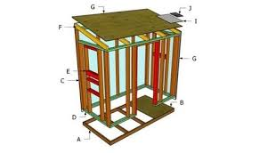 how to build a gambrel roof shed howtospecial