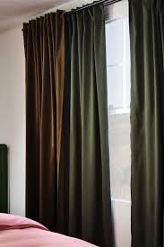 zuhause im einheitlichen look einrichten vorhänge