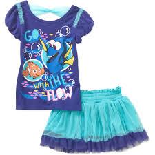 Finding Nemo Baby Bath Set by Disney Finding Nemo Dory Toddler Girls Underwear 3 Pack Walmart Com