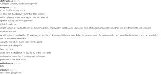 Shadowborn Apostle Deck Modern by The Scientific Method Of Deckbuilding Magictcg