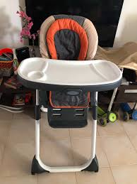 Baby High Chair, Babies & Kids, Nursing & Feeding On Carousell Graco High Chair In Spherds Bush Ldon Gumtree Ingenuity Trio 3in1 High Chair Avondale Ptradestorecom Baby With Washable Food Tray As Good New Qatar Best 2019 For Sale Reviews Comparison Amazoncom Hoomall Safe Fast Table Load Design Fold Swift Lx Highchair Basin Cocoon Slate Oribel Chicco Caddy Hookon Red Costway 3 1 Convertible Seat 12 Best Highchairs The Ipdent 15 Chairs