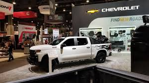 Did Chevy Botch SEMA 2018? - The Newsroom - GM-Trucks.com Ford Truck Sequential Led Taillight Kit 6466 Easy Performance Final Sale Performance Parts Cold Air Intake Afe 5172001e Dodge Torquecurve Mpfi Spacer Transdapt Products 2564 Pace Sema Show Wagler Competion Pushing The Limit Setting Standard Diesel Parts Dans Classic Releases New Catalog Stangtv Gale Banks Engine Afe Power Elite Pro Dry S Stage2 Si System Gm Stealth Module Chevygmc Duramax L5p 66l 72019 Sca Lifted Trucks Garofalo Enterprises Cummins