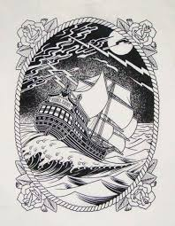 Loose Lips Sink Ships Tattoo Meaning by 95 Best Tattoo Flash Images On Pinterest Traditional Tattoos