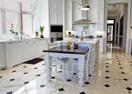 100 Marble Flooring Design 15 Delightful Kitchen S With For Luxurious Look