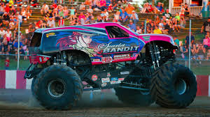 100 Monster Trucks Cleveland Scarlet Bandit TruckThrowdowncom The Online Home Of
