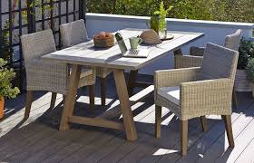Abaco Rattan Dining Room Collection Modern Outdoor Ideas Medium Size Praslin Seater Garden Set Departments At Sets