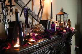Absco Fireplace And Patio by Hair Raising Halloween Mantel Decorating Ideas Twin Star Home