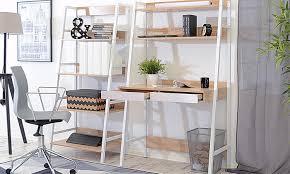 bureau etagere étagère bureau de direction berg groupon shopping