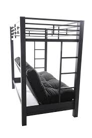 Jordans Furniture Bunk Beds by Amazon Com Home Source Industries 13017 Bunk Bed With Convertible