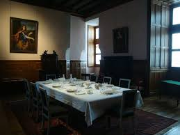 rideaux salle a manger salle à manger photo de château d azay le rideau azay le rideau