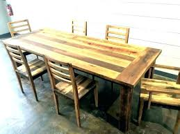 Medium Size Of Farm Style Dining Table Farmhouse Furniture Set Reclaimed Wood With Leaf Chairs Kitchen