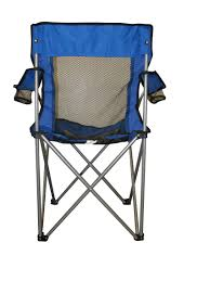 Coleman Oversized Quad Chair With Cooler Pouch by 7052 Mesh Folding Chair With Carrying Bag
