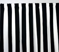 Black And White Striped Curtains Target by Natural Linen Shower Curtain Navy And White Stripe Red And Navy
