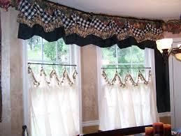 Kitchen Valance Curtain Ideas by Country Kitchen Window Valances Caurora Com Just All About Windows